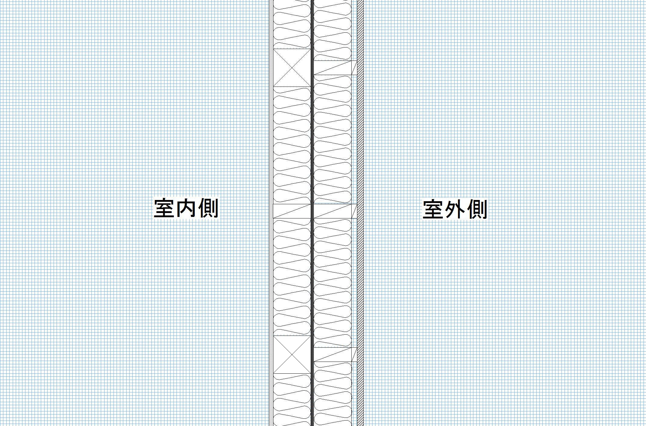 [強化仕様]付加断熱工法
